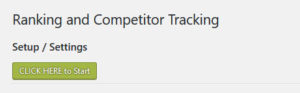The start button for Ranking and Competitor Monitoring